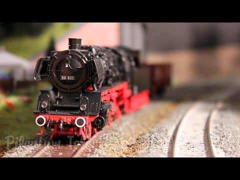 Pilentum's World of Model Trains: Model Railroading in Germany – HO scale Railroad Layout