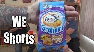 We Shorts - Goldfish Grahams Honey Bun