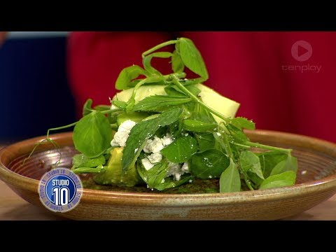 The Green Pancake That 'Broke' Will Smith | Studio 10