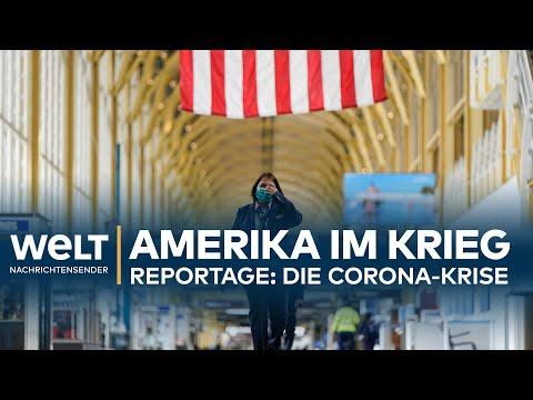 CORONA-REPORTAGE: Amerika im