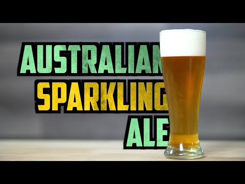 Australian Sparkling Ale   Fermenting And Serving In A Fermzilla All Rounder