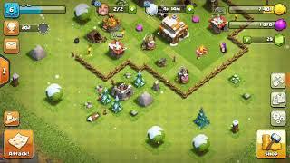 Clash of clans ...... coc .... kupujem novi top 6 level