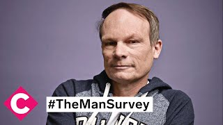 Where did you learn about sex? | The Man Survey