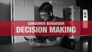 Decision Making - Consumer Behaviour   TY BMM - Advertising   DBCL Mumbai