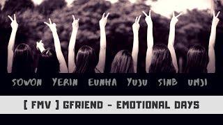 Download lagu ( FMV ) GFRIEND - EMOTIONAL DAYS