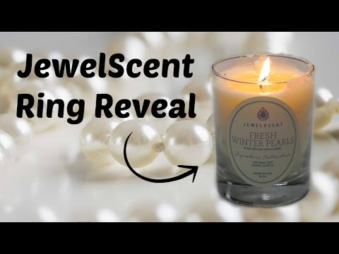 Jewelscent Ring Reveal - Fresh Winter Pearl Candle #2!
