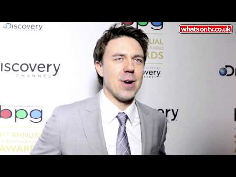 Andrew Buchan: 'The second Broadchurch was like doing that daunting second album'