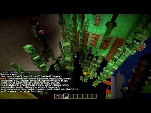 Using magic to punish hackers – Minecraft Server Trolling #4 w/ ZexyZek