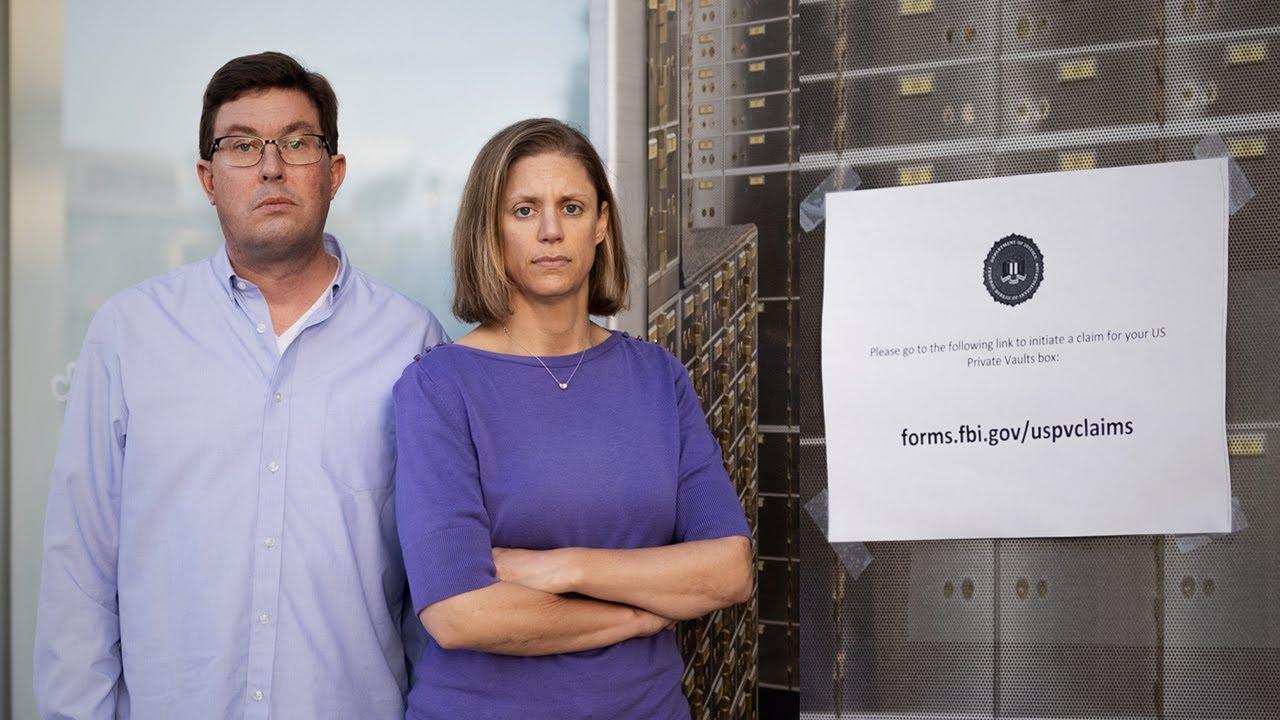 Innocent Citizens Sue FBI Over Illegal Safety Deposit Raid