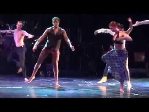 AJ Lockhart Dance Reel