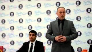 Kent Konseyi Başkanı Ercan TAŞKIN: Kütahya'nın Yaşam Kalitesini Artıracak Çalışmalar Yapacağız