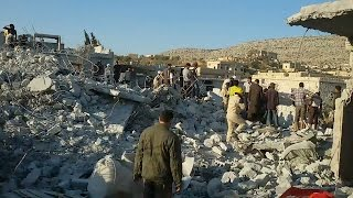 50 ضربة أمريكية استهدفت مواقع داعش في سوريا - أخبار الآن