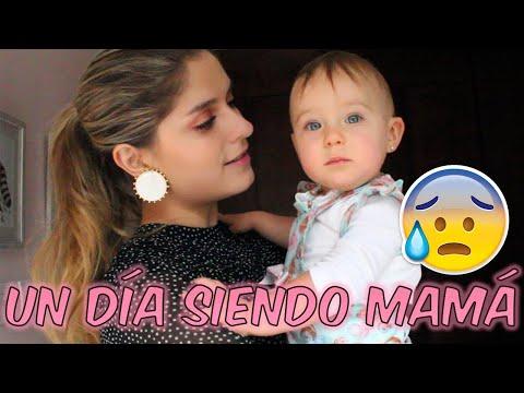 UN DÍA SIENDO MAMÁ 😰👶🏼¿Quiero ser mamá? 😍- Laura Tobón thumbnail
