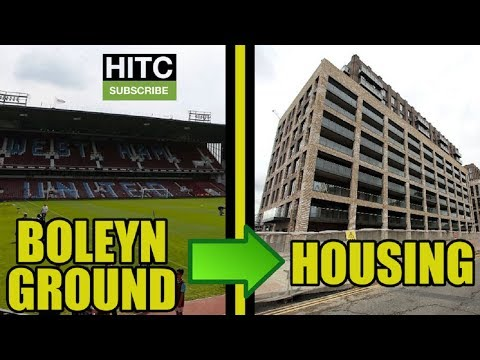 Every Premier League Club's OLD Stadium - What Is It Now?