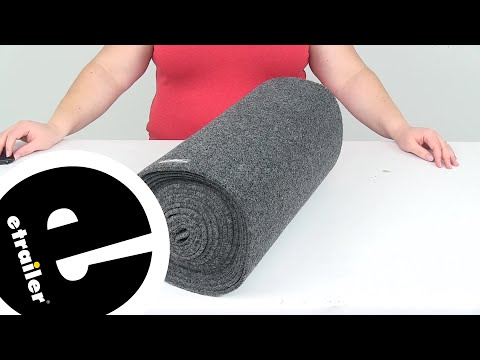 Etrailer | Review Of CE Smith Boat Trailer Parts - Bunk Carpeting - CE11373