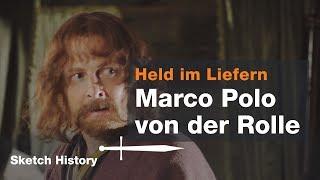 Rasanter Lieferdienst à la Marco Polo