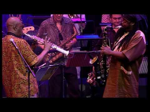 Manu Dibango, Courtney Pine - Aye Africa