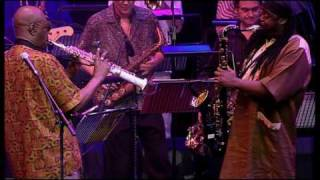 Manu Dibango, Courtney Pine - Aye Africa