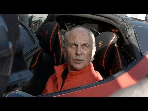 Tim Schenken Leads Ferrari 70th Anniversary Celebrations in Australia