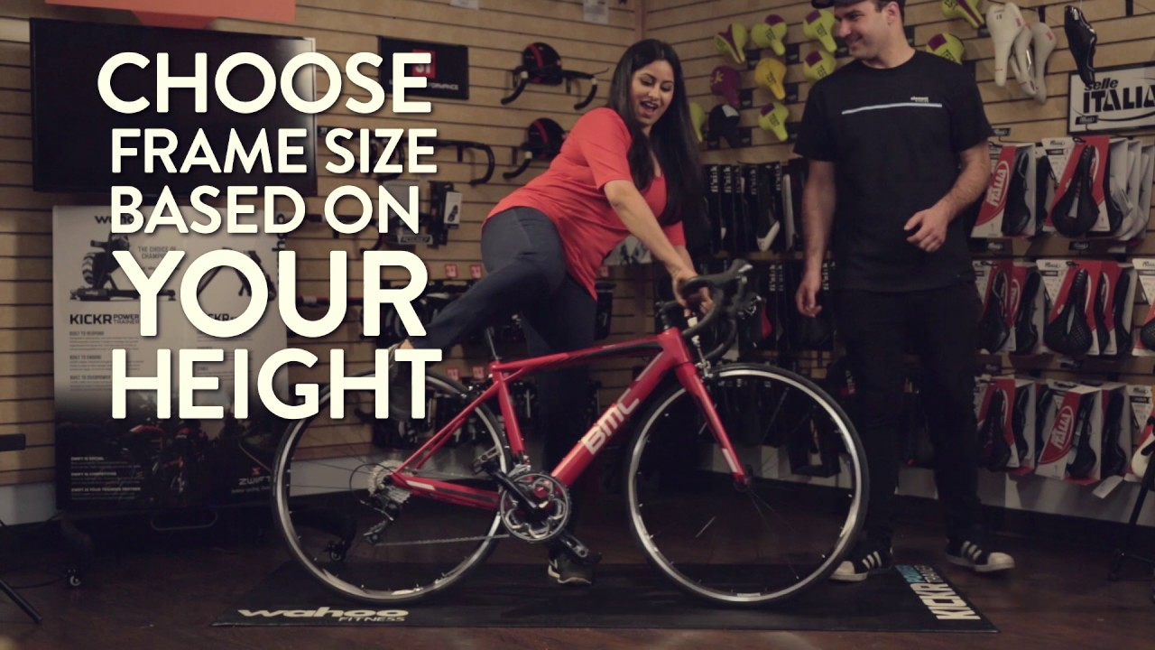 Picking the Right Size Bike - YouTube