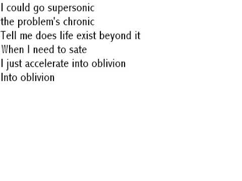 bad religion-supersonic lyrics