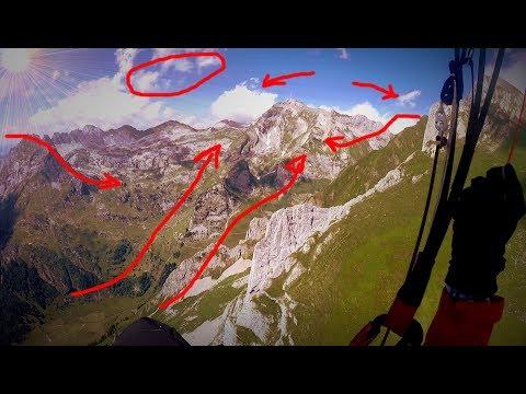 Geniesse 60min Flugerlebnis am Alpstein! Gleitschirmflug vom Chalbersäntis - Zuviel des Guten!