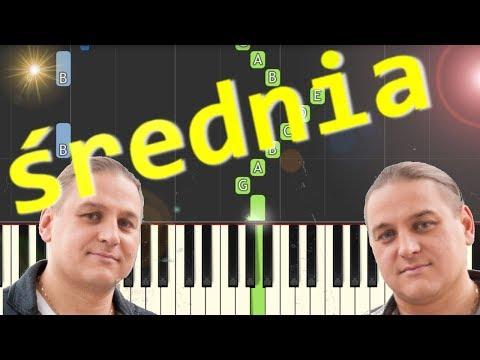 🎹 Ściernisko (Golec uOrkiestra) - Piano Tutorial (średnia wersja) 🎹