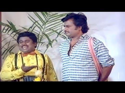 Rajini comedy scene | new tamil comedy | rajanikanth latest tamil comedy 2016