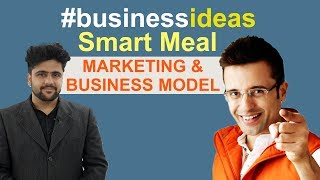 #businessideas - Smart Meal (Food & Nutrition) Marketing & Business Model | Sandeep Maheshwari