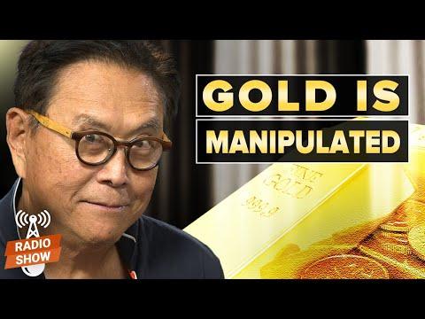 The Secret Manipulation of Gold - Robert Kiyosaki and Chris Powell