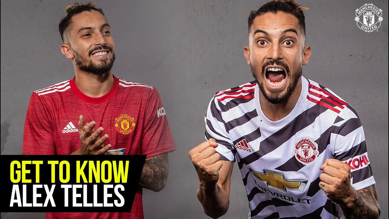 Get to Know Alex Telles with Statman Dave | Manchester United | Stats -  YouTube