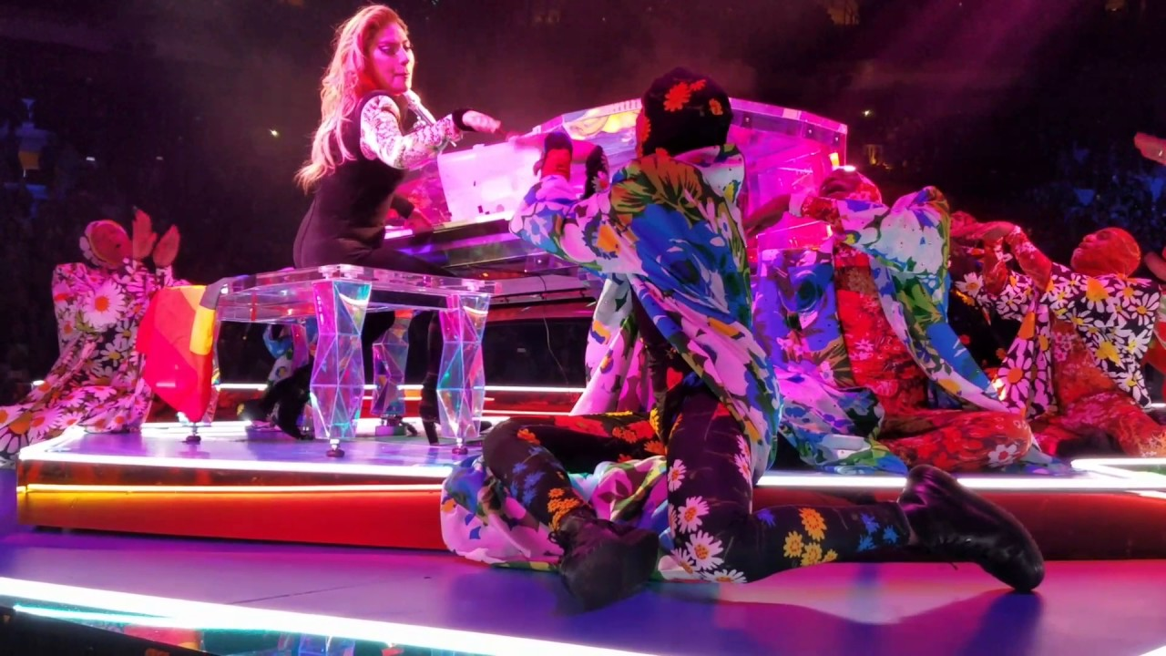 Lady Gaga Vancouver Tour New Songs