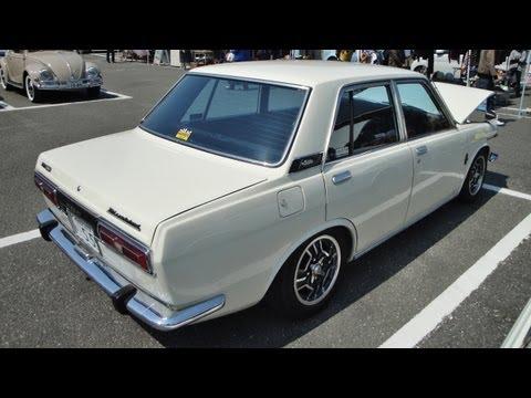 An as-tidy-as-you-like Datsun 1800 SSS