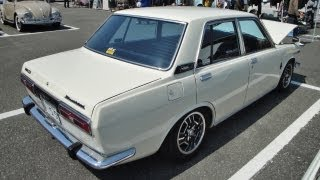 An as-tidy-as-you-like Datsun 1800 SSS