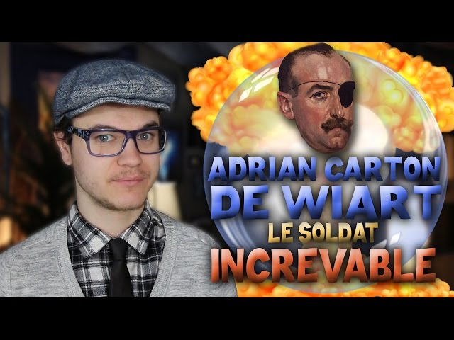 BULLE : Le Soldat Qui Résistait à la Mort : Adrian Carton de Wiart