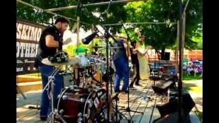 Blue Suede Shoes - Eskimo Brothers at Rockabilly Highway Revival in Selmer, TN