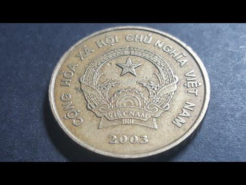 Vietnam unused 2003 coins