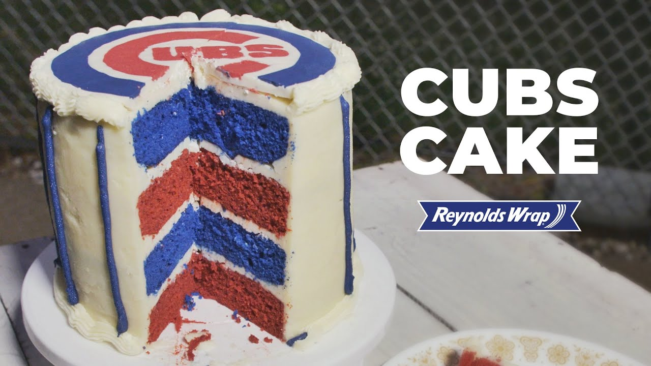 How To Make A Cubs Cake | Make it Cubs
