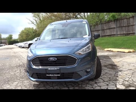 2019 Ford Transit Connect Wagon Niles, Schaumburg, Chicago, Highland Park, Arlington Heights, IL F39
