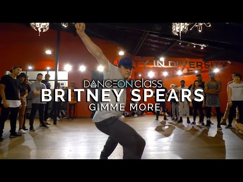 Britney Spears - Gimme More | Karon Lynn Choreography | DanceOn Class