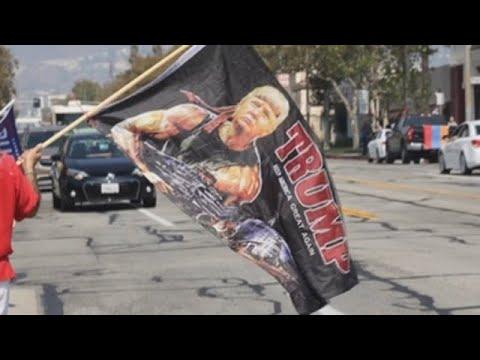 Hollywood no da tregua a su eterna batalla contra Trump