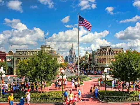 Main Street USA Area Music - Loop