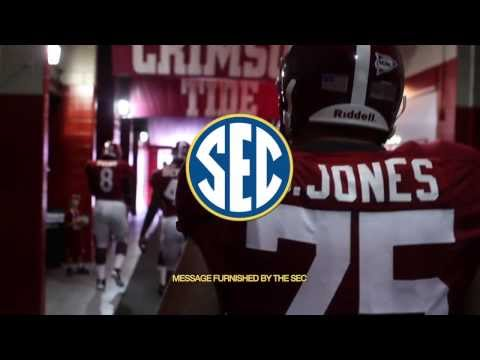 2013 SEC H. Boyd McWhorter Scholarship Winner: Barrett Jones