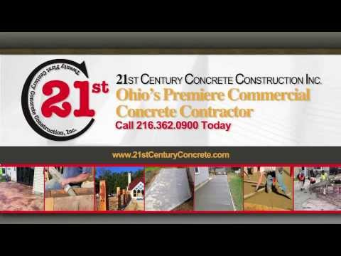 Concrete Maple Heights OH | 216-362-0900 | Commercial Concrete Contractor Maple Heights