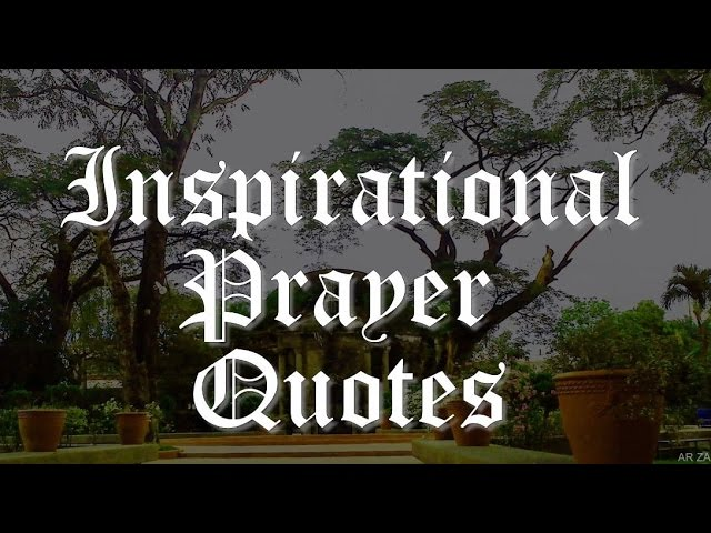 Quotes On Prayer | Inspirational Prayer Quotes And Sayings Yen Com Gh