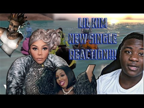 "LIL KIM ""FOUND YOU"" REACTION Ok She ATE... 🍽️🙏🏽🙌🏽 