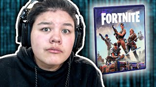 24 HOURS as HACKER in FORTNITE! 😱 (goes wrong)