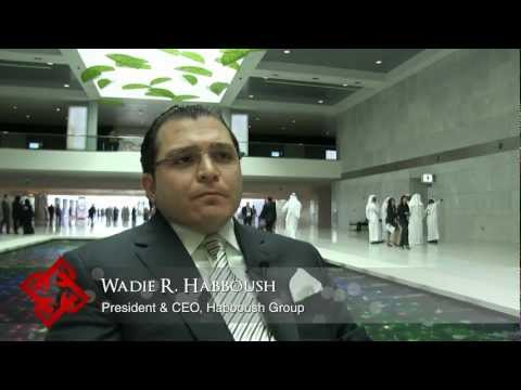Executive Focus: Wadie R. Habboush, President & CEO, Habboush Group