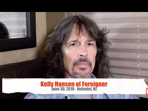 Kelly Hansen talks about his Rock Scene