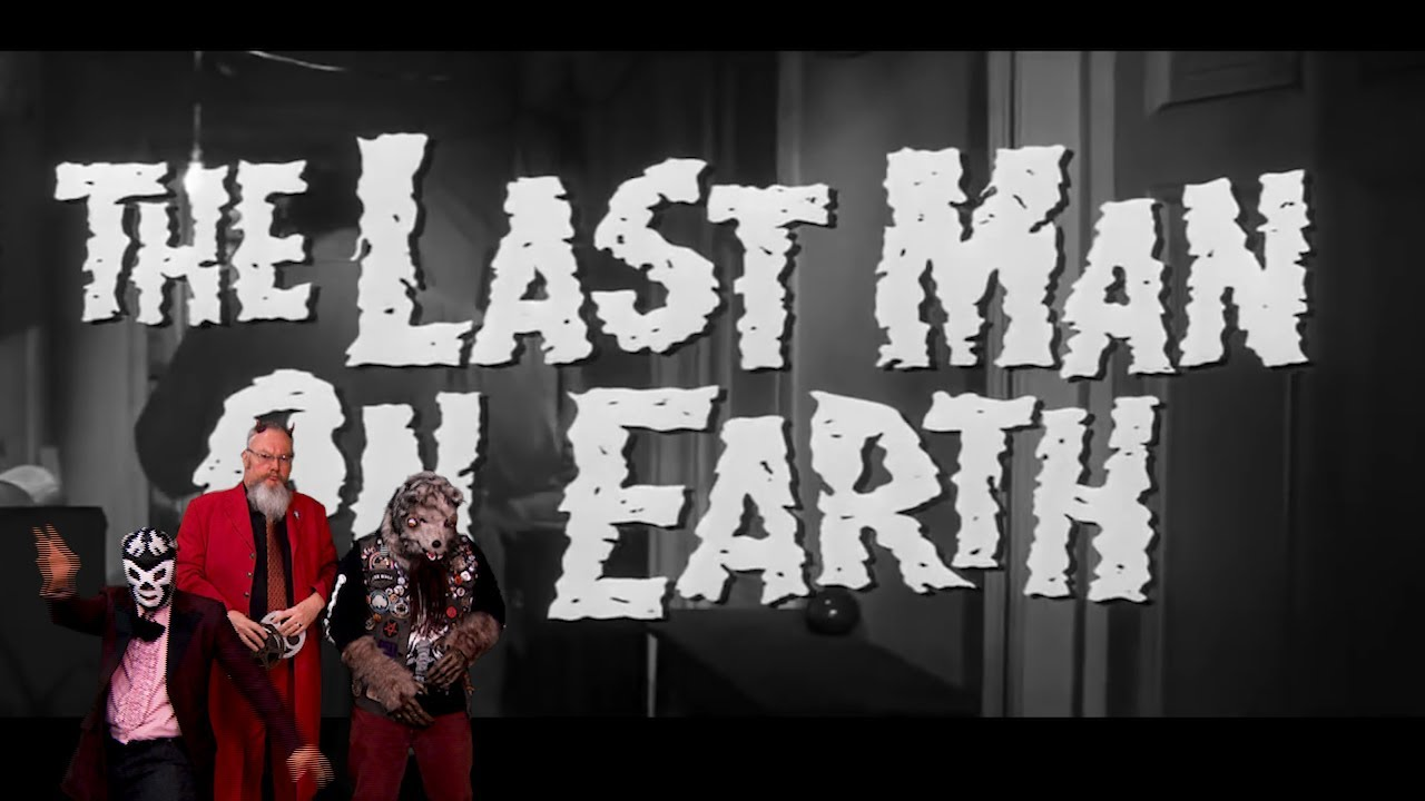 Download The Last Man On Earth | Nightmare Theatre | WSRE
